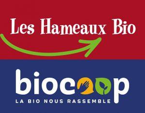 Logo Les Hameaux Bio Biocoop
