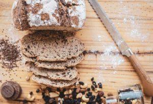 Pain à la farine de châtaigne bio - Les Hameaux Bio