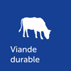Pictogramme viande durable restaurants BON
